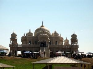 The Sri Sri Radha Krishna Temple in Spanish Fork