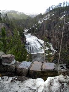 Gorgeous waterfall.